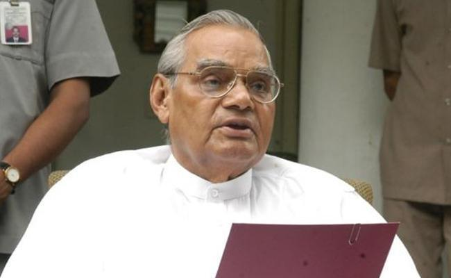 Gollapudi Maruthi Rao Article On Atal Bihari Vajpayee - Sakshi
