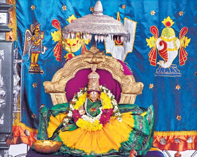 Today varalakshmi varatham special - Sakshi