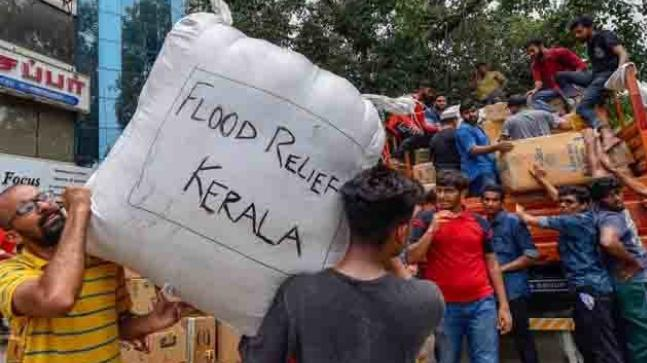 Beyond Floods: How Much Money Kerala Receives From UAE - Sakshi