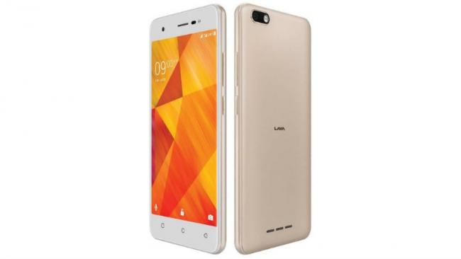 Lava Z60s  launched at Rs 4,949 - Sakshi