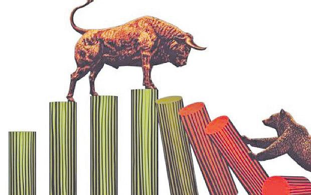 Nifty FMCG index in the green; Dabur jumps over 5%  - Sakshi