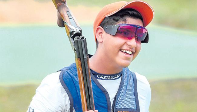 Asian Games 2018: Shardul Vihan is 15 & already an Asian Games medallist - Sakshi