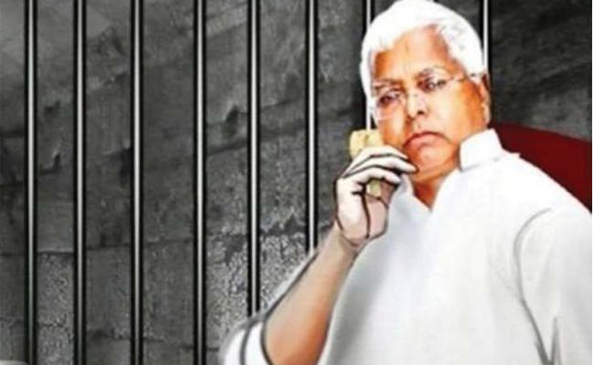 Lalu Yadav Ordered Back To Jail By August 30 - Sakshi