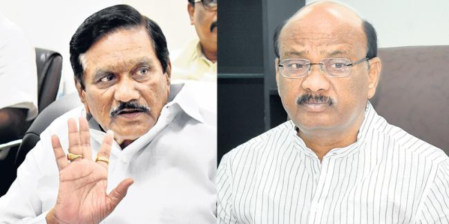 People Will Reject TDP If We Ally With Congress: Ayyanna Patrudu - Sakshi