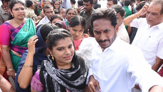 YS Jagan Mohan Reddy 245th Day PrajaSankalpaYatra Begins - Sakshi