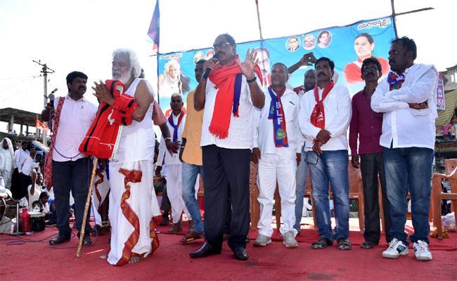 Tammineni Veerabhadram Slams On KCR Nizamabad - Sakshi