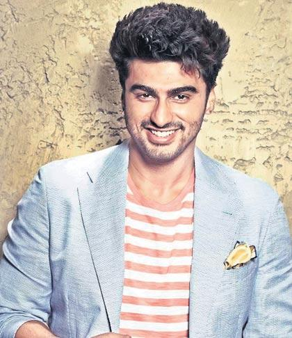Arjun Kapoor goes solo! India's Most Wanted to be a single hero film - Sakshi