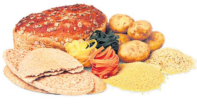 Improved health with a moderate carbohydrate - Sakshi