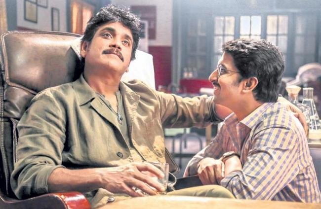 Nagarjuna Akkineni and Nani's 'Devadas' shoot almost done - Sakshi