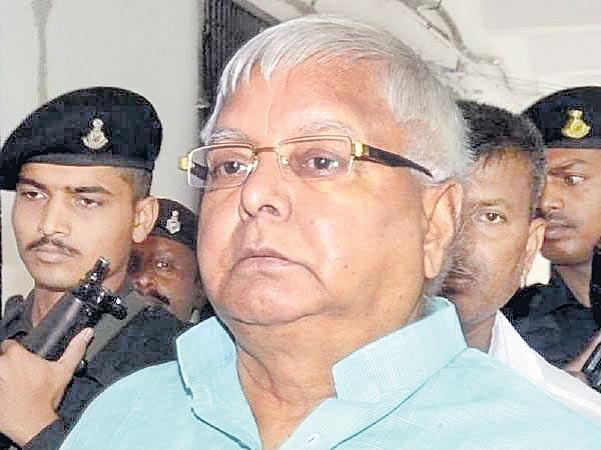 Jharkhand HC asks Lalu Prasad Yadav to surrender by August 30 - Sakshi