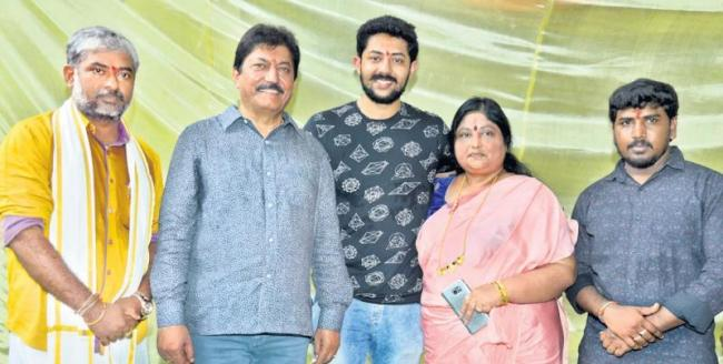 Vairam movie launch - Sakshi