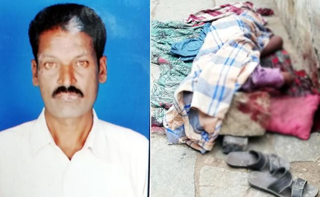 Daughter Killed Father In Punganur Chittoor - Sakshi
