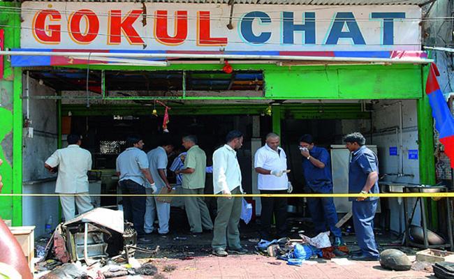 Lumbini Park Gokul Chat Blast Completed 11 Years - Sakshi