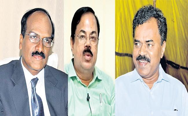 Transfers In Greater Hyderabad City Main Departments - Sakshi