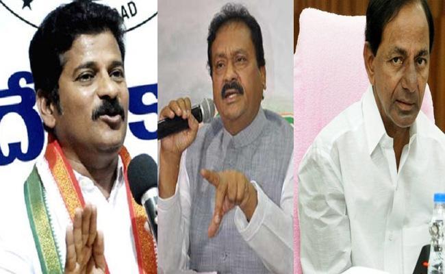 Revanth Reddy Slams KCR In Hyderabad - Sakshi