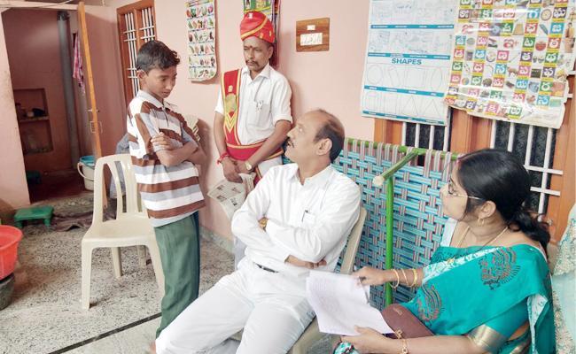 Chowdeshwari Orphanage House Seized In YSR kadapa - Sakshi