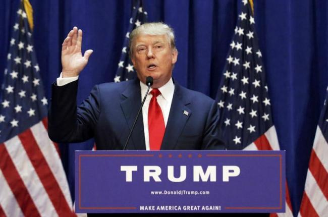 Impeachment Of America President Donald Trump - Sakshi