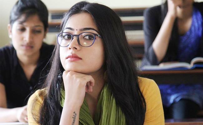 Rashmika Mandanna launched Mugdha Showroom In Hyderabad - Sakshi