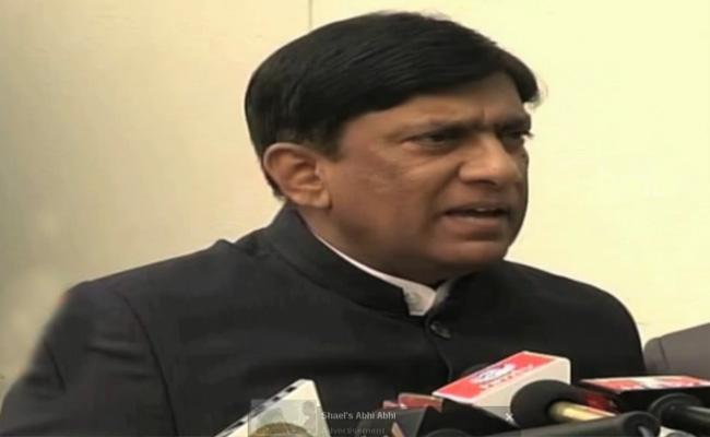TRS MP Vinod Kumar Comments On KCR Delhi Tour - Sakshi