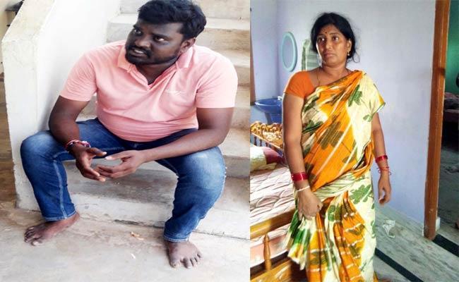 Mother Killed Son In Vizianagaram - Sakshi