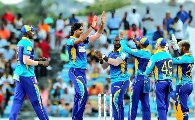 Mohammad Irfan Creates History in T20 Cricket - Sakshi