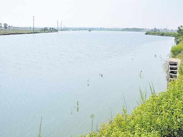 Strategy to link 44,000 ponds with 58 projects - Sakshi