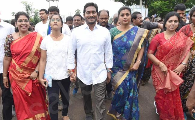 YS Jagan Praja Sankalpa Yatra 247th Day Schedule Released - Sakshi