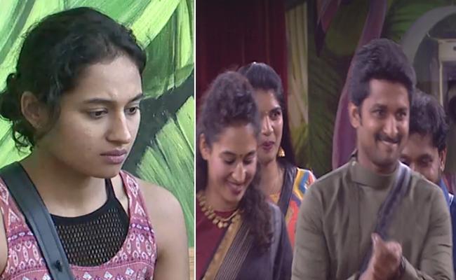 Pooja Ramachandran Evicted Bigg Boss 2 Telugu - Sakshi
