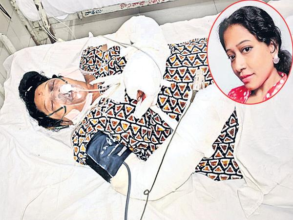 Brutally attacked on Married Women - Sakshi