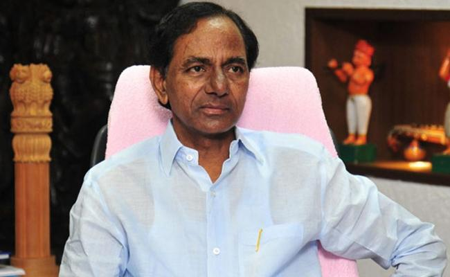 CM KCR Meets Central Home Minister Rajnath Singh In Delhi - Sakshi