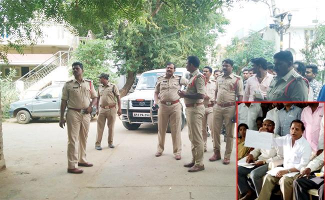 TDP Secret Survey In Hindupur Anantapur - Sakshi