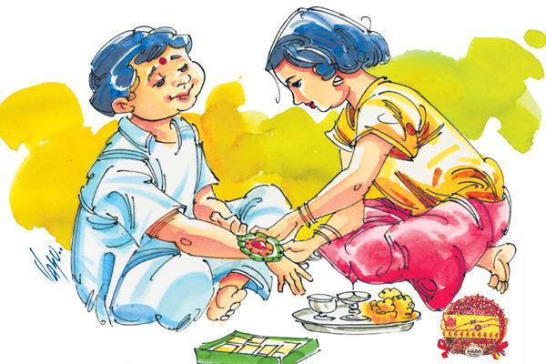 Raksha Bandhan specials  - Sakshi