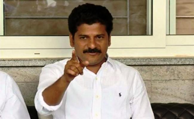 Revanth Reddy Fire On Minister Laxma Reddy - Sakshi