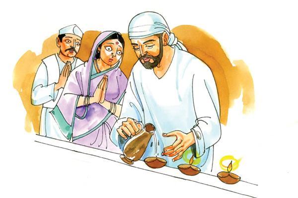 The power of shirdi sai - Sakshi
