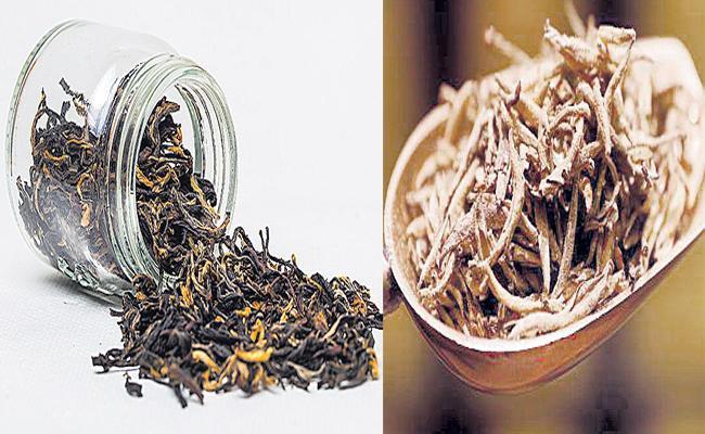 Golden Needles Tea Powder Cost Is 40 Thousand In Assam - Sakshi