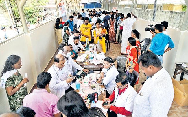 Kerala may have to wait 6 months for full relief package from Centre - Sakshi