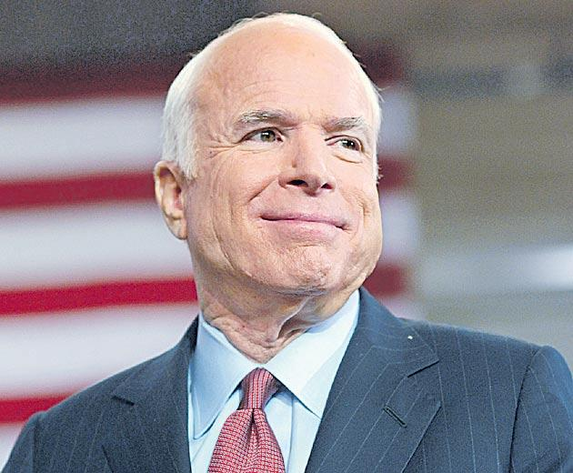 Senator John McCain has passed away at the age of 81 - Sakshi