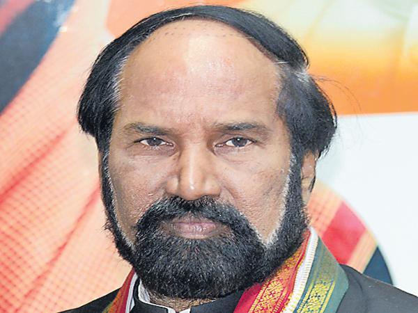 Uttamkumar Reddy fires on TRS Govt - Sakshi