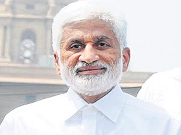 Vijayasai Reddy fires on chandrababu - Sakshi