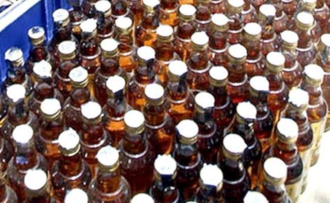 Cheap liquor Sales rise in Andhra Pradesh - Sakshi