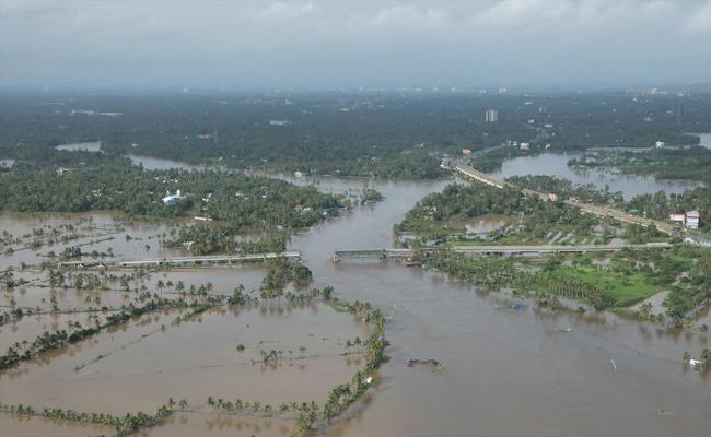 BJP MLA Controversial Statement On Kerala Floods - Sakshi