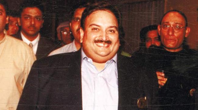 After Mallya Mehul Choksi Cites Poor Jail Conditions - Sakshi