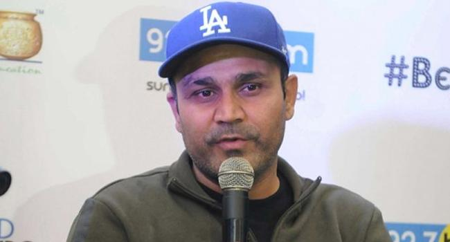 India are like hungry tigers, says Sehwag ahead of 4th Test - Sakshi