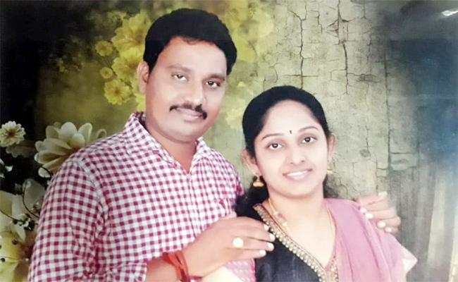 Wife Arrest In Husband Suspicious death In East Godavari - Sakshi