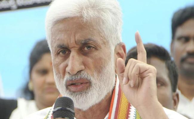 YSRCP Urges Vizag Collector To Take Action On Accused Correspondent - Sakshi