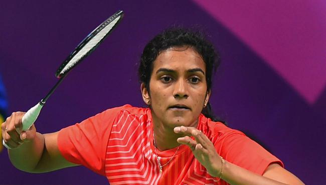 PV Sindhu Gets Asiad Silver, Loses Final To  Tai Tzuying - Sakshi