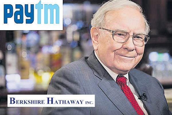 Warren Buffett set to pick up stake in Paytm - Sakshi