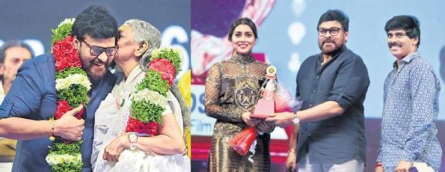 16th Santosham South Indian Film Awards - Sakshi