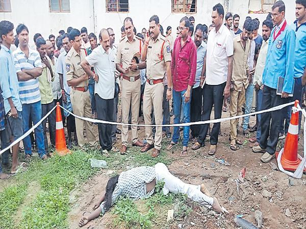 Molestation attack and murder on school girl - Sakshi