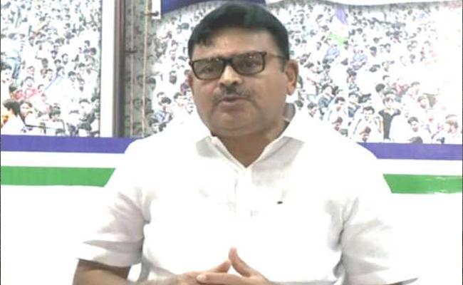 Ambati Rambabu Slams Kodela Shiva Prasad In Hyderabad - Sakshi